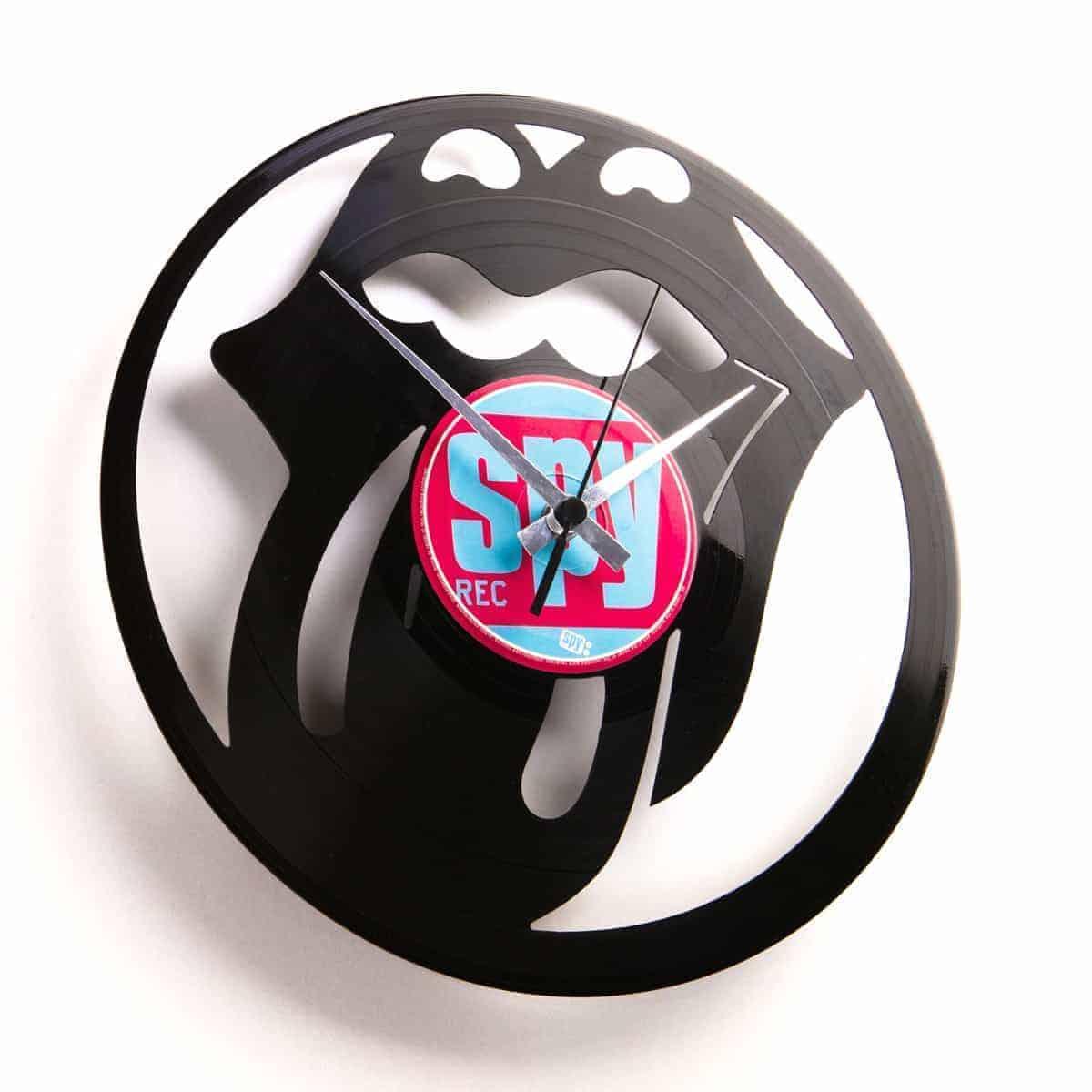 TRIBUTE orologio con disco in vinile