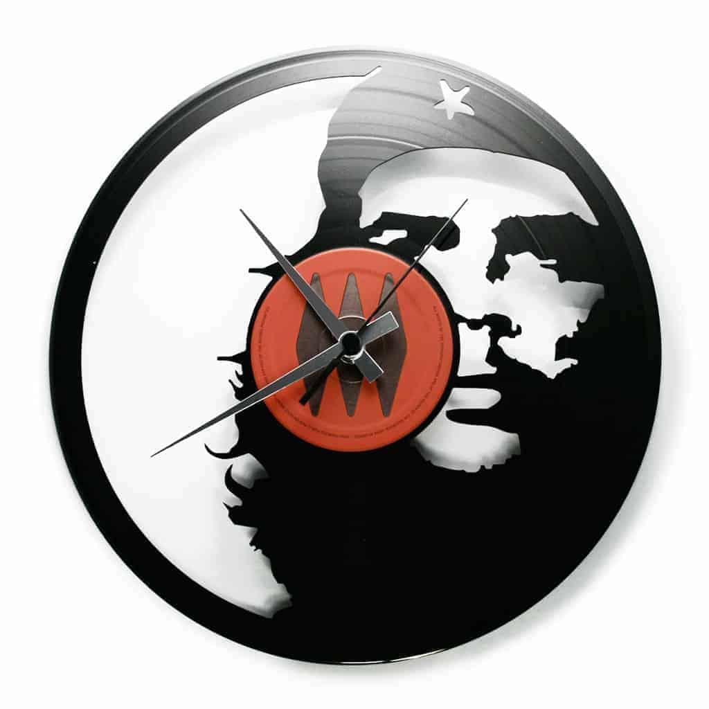 IL CHE orologio con disco in vinile