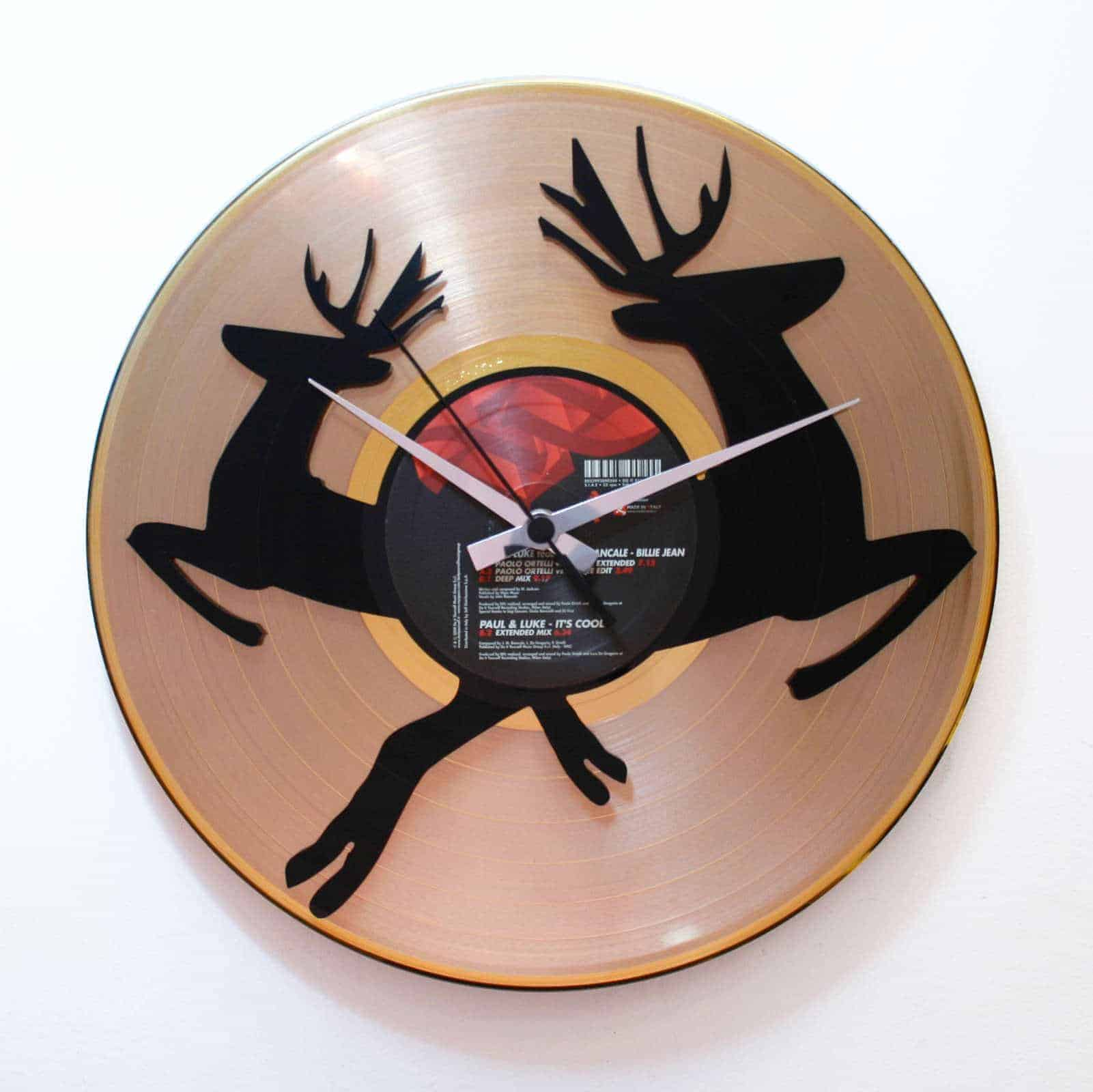Orologio in Vinile-IN THE FOREST (Copy)