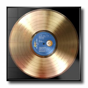 VASCO ROSSI gold record