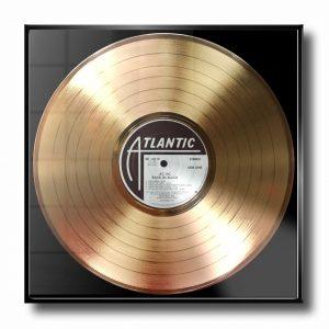 AC/DC GOLD RECORD