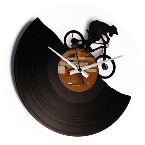 MTB orologio con disco in vinile