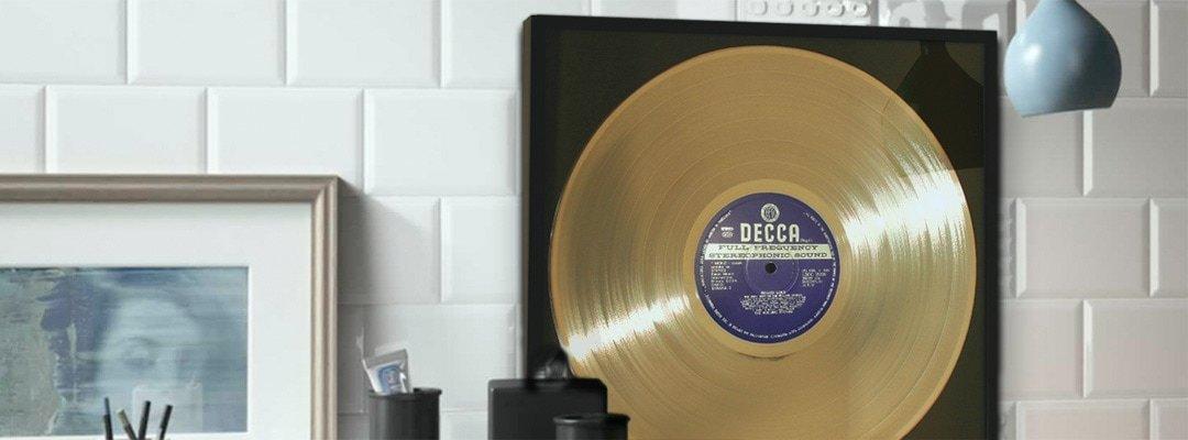 disco d oro collezione