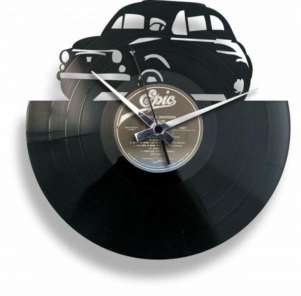 OROLOGI FUORI CATALOGO realizzati con dischi in vinile
