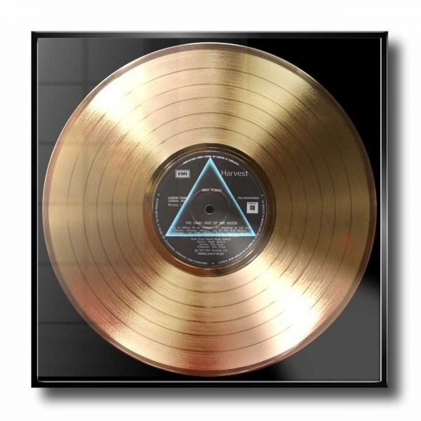 PINK FLOYD GOLD RECORD
