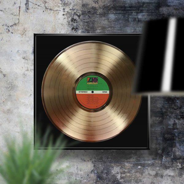 Led Zeppelin III Golden Record