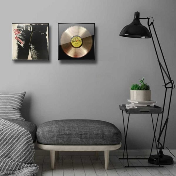 Rolling Stones Sticky Fingers Golden Record