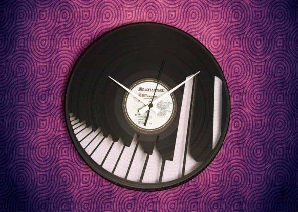Orologi in vinile a tema MUSICA