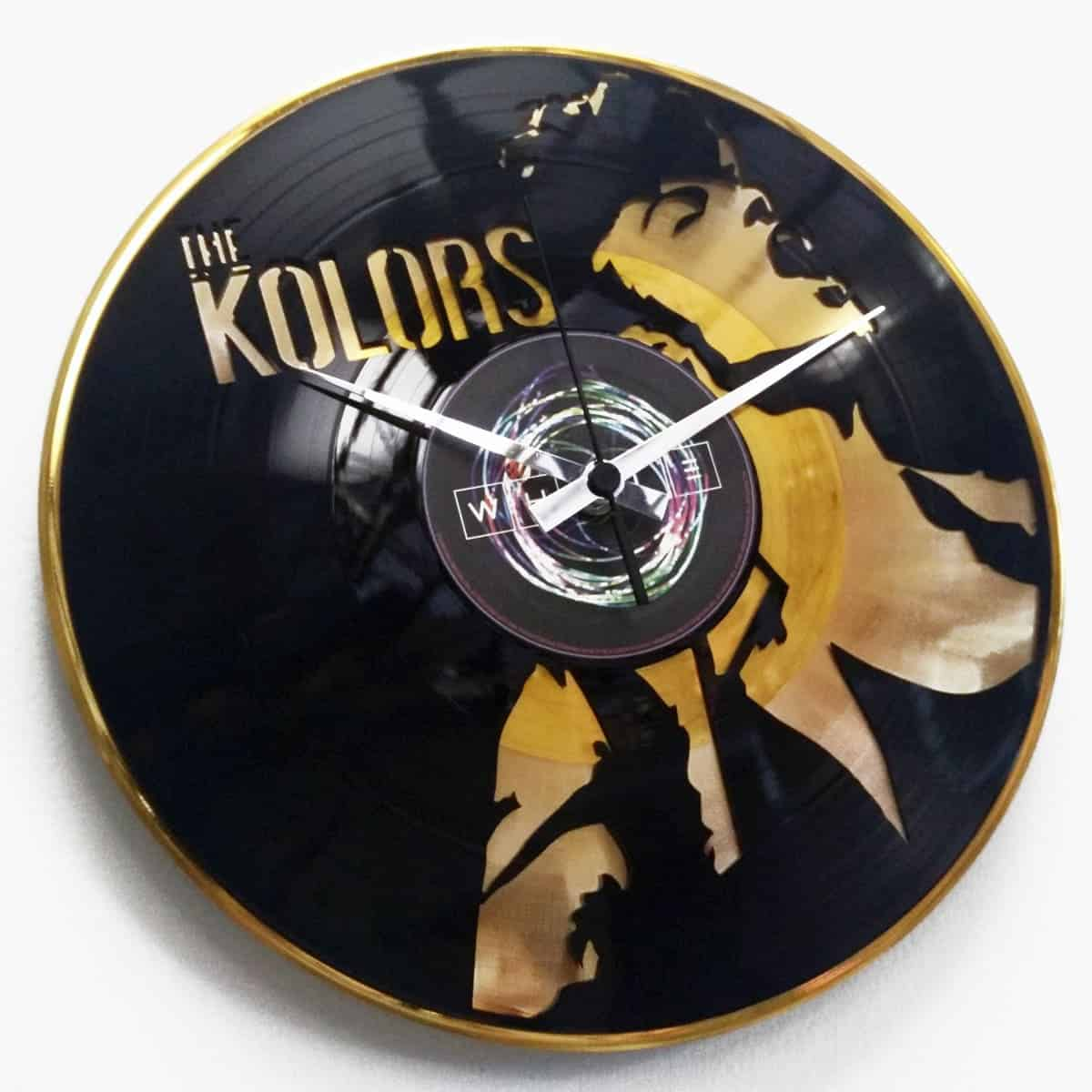 orologio vinile the kolors