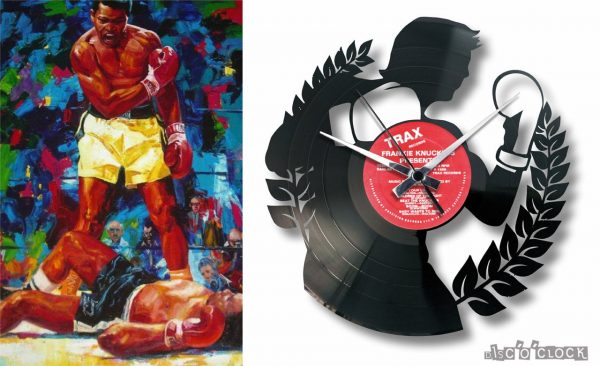 boxe record clock