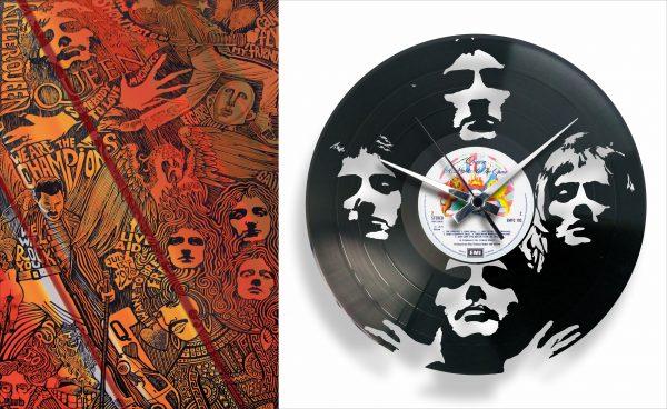bohemian rhapsody record clock