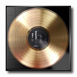 DEPECHE MODE GOLD RECORD
